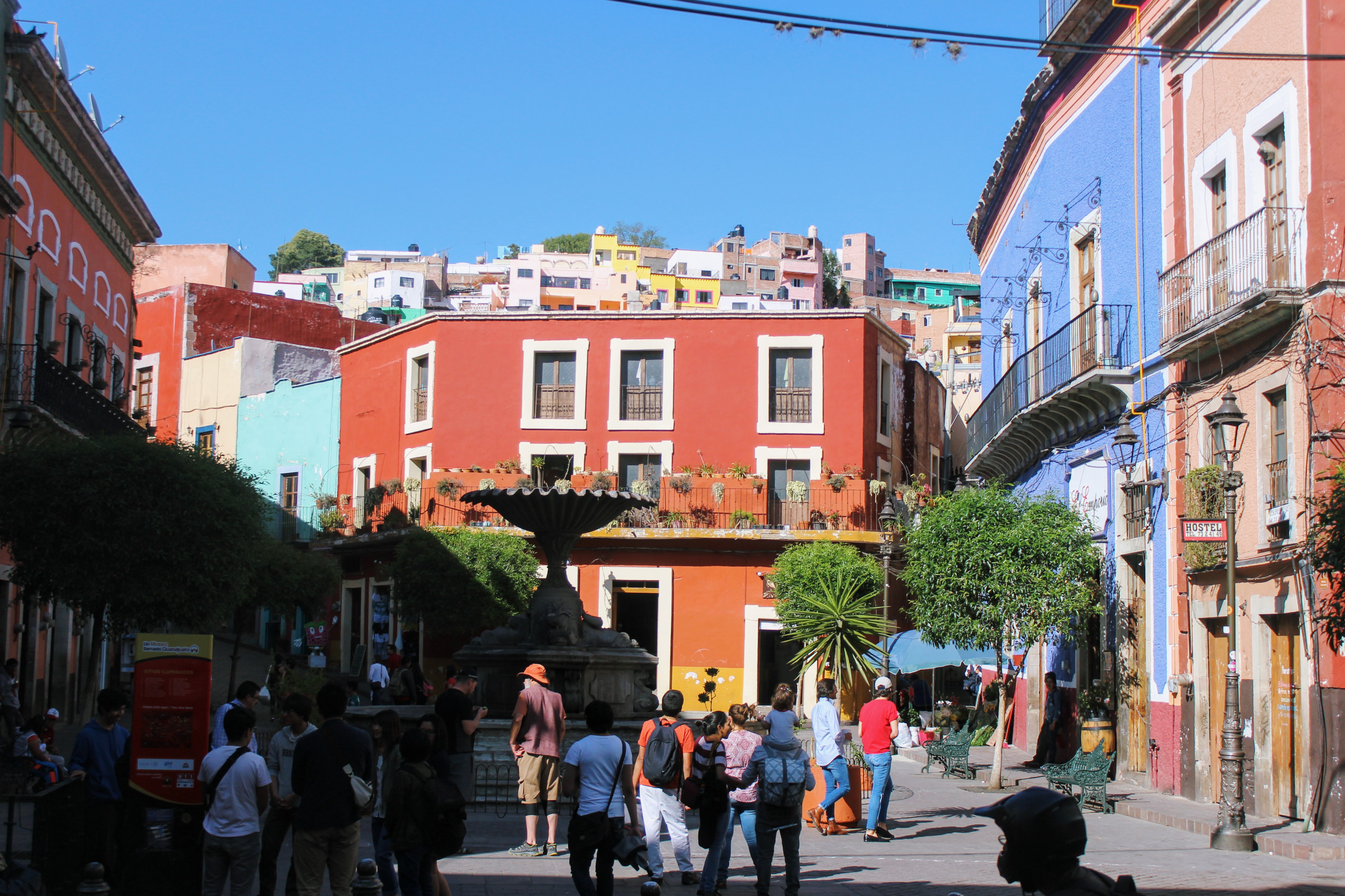 What Are Effects Of Traveling To Mexico City
