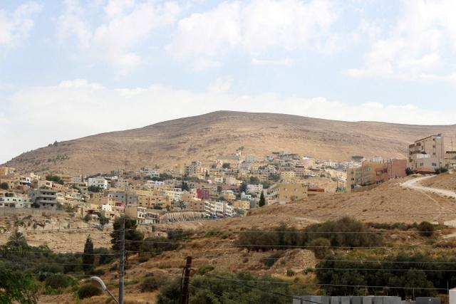 Wadi Musa village