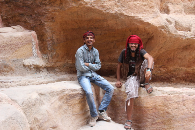 Bedouins from Al-Bdul family were used as an inspiration for Jack the Sparrow character