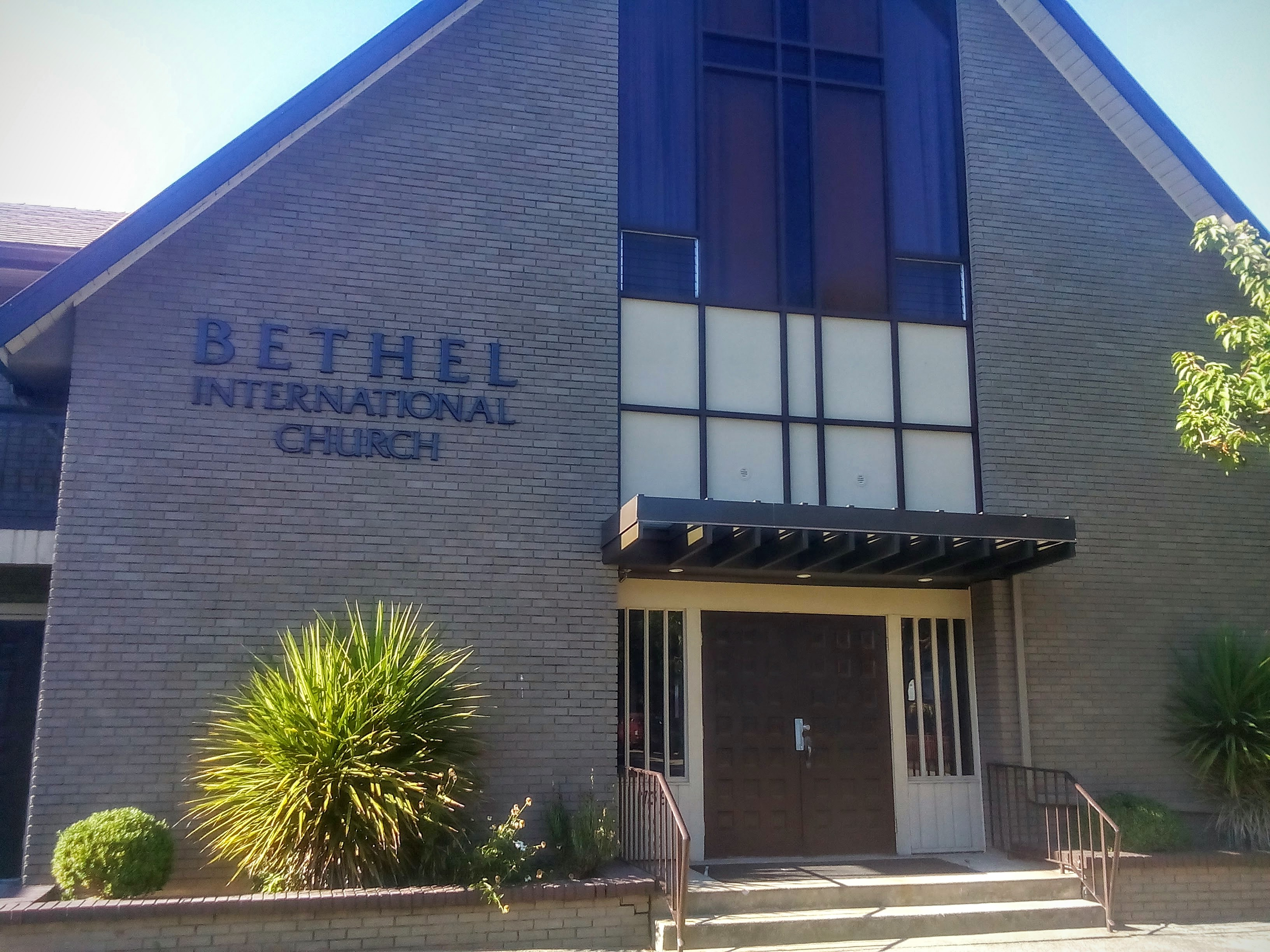 Bethel International Church on 33rd ave.