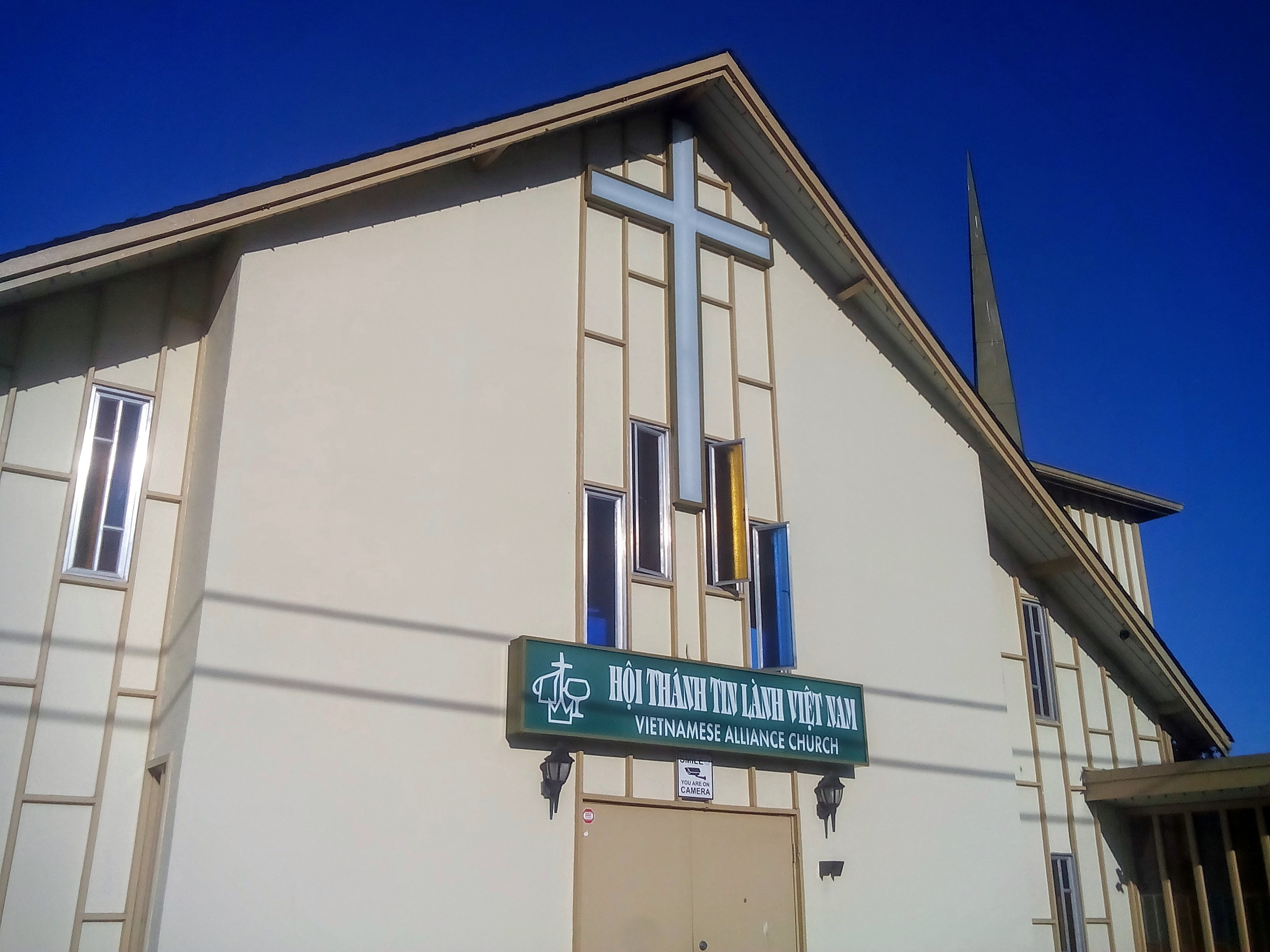 Vietnamese community church