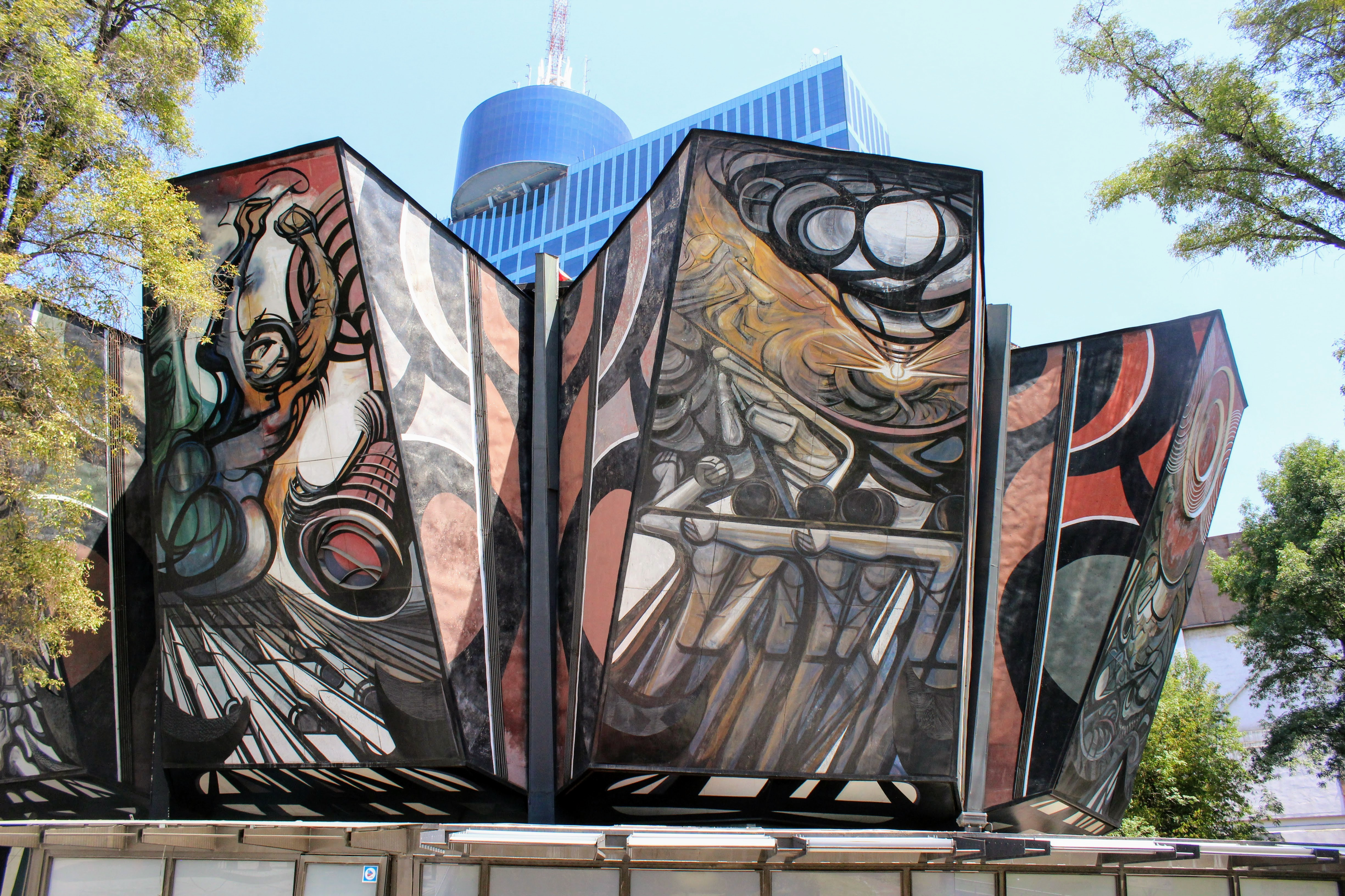 Must See Of Mexican Muralism Tracking Mexico City S Best Murals